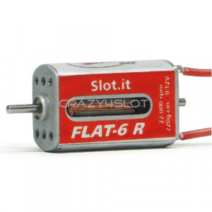 Red Flat-6 R 22.000 rpm Open Can Motor