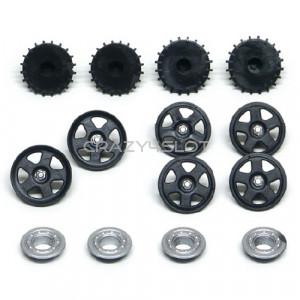 Wheel Inserts Lancia LC2 85
