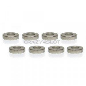 Magnets 6x1.5mm for Magnetic Suspension Kit