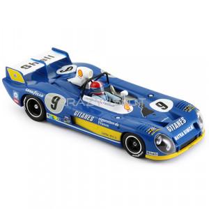 Matra-Simca MS 670B n.9 3rd Le Mans 1974