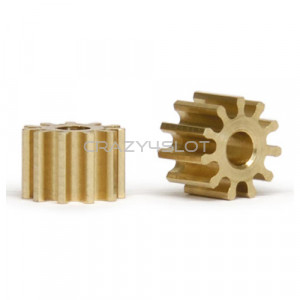 Anglewinder Brass Pinion 11 Teeth 6.75mm