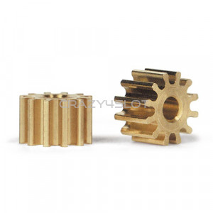 Anglewinder Brass Pinion 12 Teeth 6.75mm