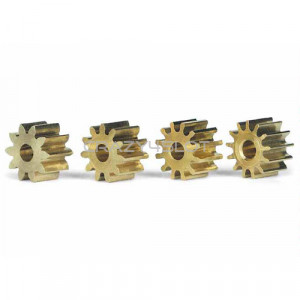 Sidewinder Brass Pinion Mix Set 5.5mm
