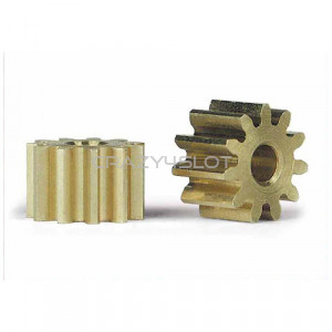 Sidewinder Brass Pinion 11 Teeth 6.5mm