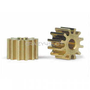 Sidewinder Brass Pinion 12 Teeth 6.5mm