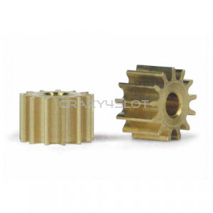 Sidewinder Brass Pinion 13 Teeth 6.5mm