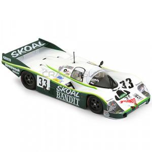 Porsche 956LH #33 3rd LeMans 1984 Skoal Bandit