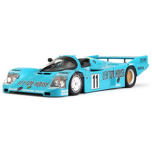 Porsche 962C 85 n.11 Le Mans 1987 Leyton House