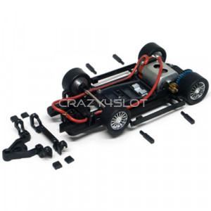 HRS-2 Ready To Run Chassis Sw 0.5 Offset
