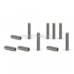 Hexagonal Screws M2 x 10mm for Front Axle