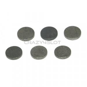 Tungsten Ballast Disc 0.58g