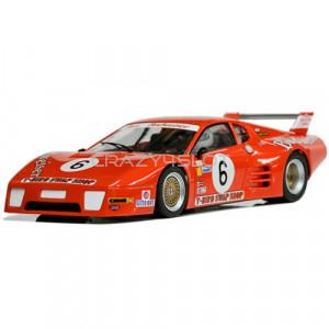 Ferrari 512BB n.6 24h Daytona 1982 Budweiser