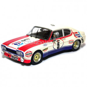Ford Capri 2600 LV 24h Spa 1973