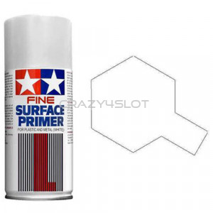 Fine Surface Primer L White Spray Tamiya 180ml