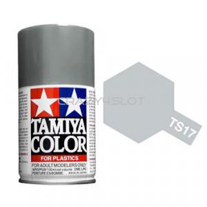 Spray Tamiya TS17 Aluminum Silver