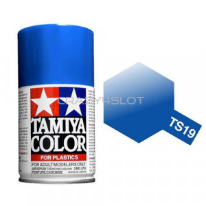 Spray Tamiya TS19 Metallic Blue