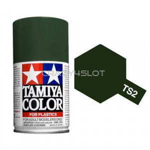Spray Tamiya TS2 Dark Green