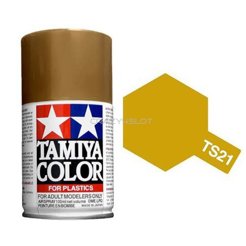 Spray Tamiya TS21 Gold
