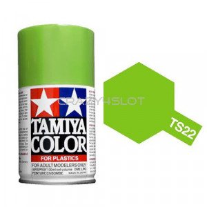 Spray Tamiya TS22 Light Green
