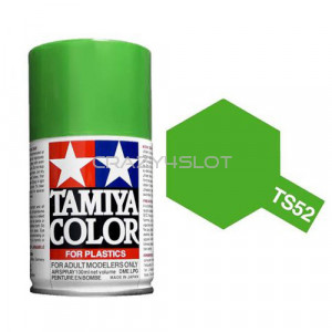 Spray Tamiya TS52 Candy Lime Green