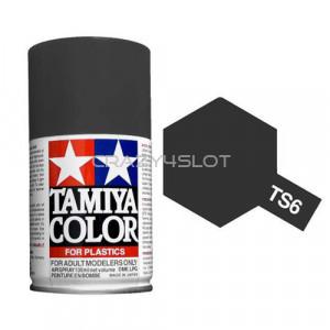 Spray Tamiya TS6 Matt Black