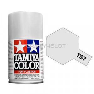 Spray Tamiya TS7 Racing White