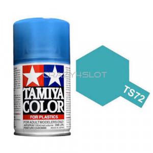 Spray Tamiya TS72 Clear Blue