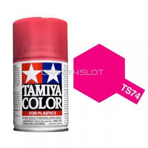 Spray Tamiya TS74 Clear Red