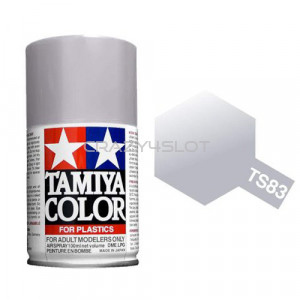 Spray Tamiya TS83 Metallic Silver