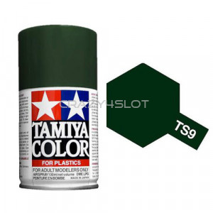 Spray Tamiya TS9 British Green
