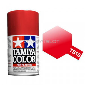 Spray Tamiya TS18 Metallic Red