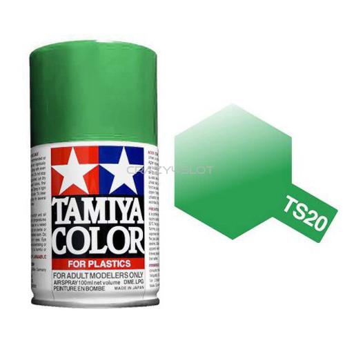 Spray Tamiya TS20 Metallic Green