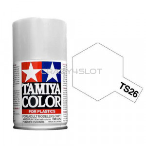Spray Tamiya TS26 Pure White