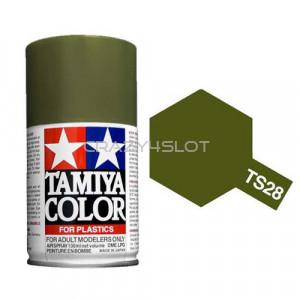 Spray Tamiya TS28 Olive Drab
