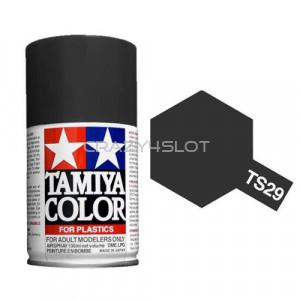 Spray Tamiya TS29 Semi Gloss Black