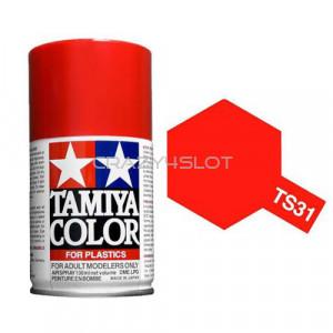 Spray Tamiya TS31 Bright Orange