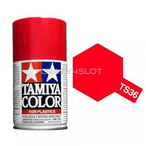 Spray Tamiya TS36 Fluorescent Red
