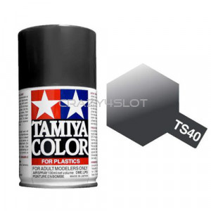 Spray Tamiya TS40 Met Black