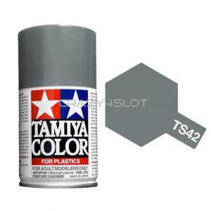 Spray Tamiya TS42 Light Gun Metal