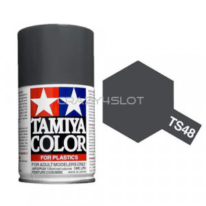 Spray Tamiya TS48 Gun Metal Grey
