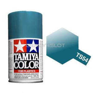 Spray Tamiya TS54 Light Metallic Blue