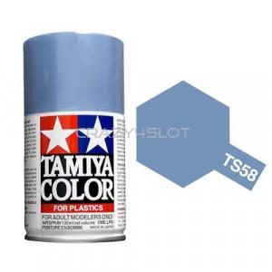 Spray Tamiya TS58 Light Pearl Blue