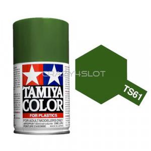 Spray Tamiya TS61Nato Green