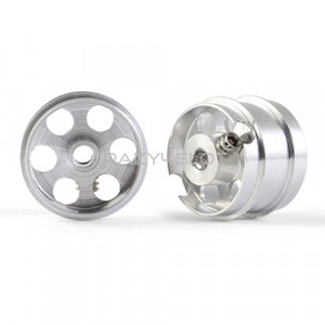 Aluminium Rear Wheels 14.3 x 10 mm